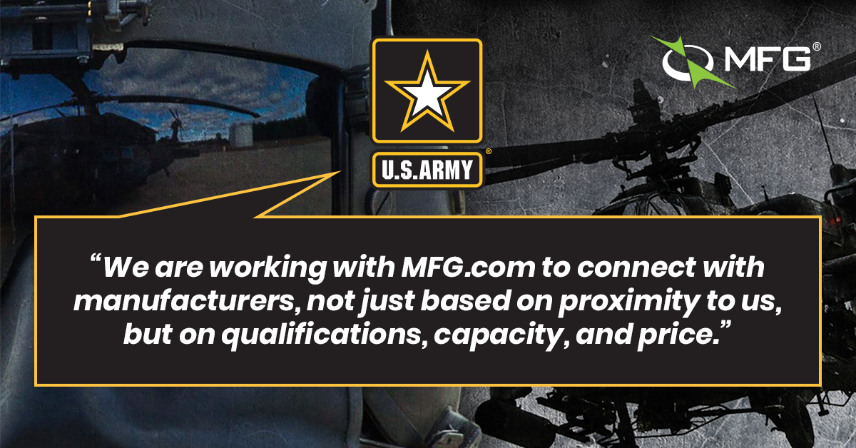 U.S. Army Quoted Success